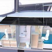 Cerulean Max42 SC Hybrid - Port Section